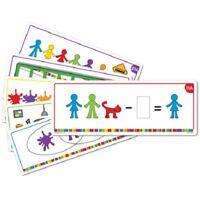 Familie Leute Sortierung Karten (21) Vorschule Lernen 'Alle Über Me' Mathe