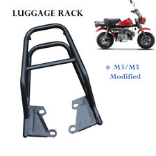 Motorcycle Rear Rack Carrier Accessories Black for Honda MSX125 M3/M5 Modified