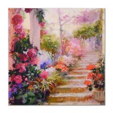 Rose Garden Steps by Pino (1939-2010) Lot 61