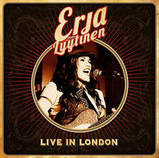 Live in London 6417138631534 by Erja Lyytinen CD With DVD
