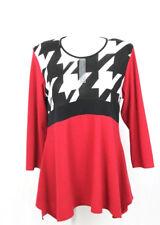 ClassicsTunika / Kleid Lagenlook Gr.42 Rot
