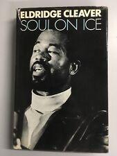 Soul on Ice by Eldridge Cleaver – 1st UK 1969 Black Panthers Huey Newton