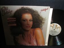 "Rita Coolidge ""Satisfied"" LP in SHRINK"