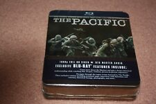 The Pacific (Blu-ray Disc, 2010, 6-Disc Set) *Brand New Sealed*