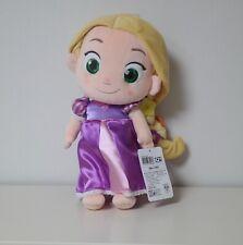 "Disney Licensed Rapunzel Plush Doll 12"" Toy Girl Gift Present Cute Design"