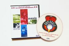 OASIS: MTV UNPLUGGED 1996 : THE COMPLETE VERSION live DVD
