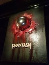 PHANTASM horror Angus Scrimm 3d wall art on canvas
