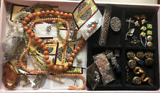 Huge Lot Beads, Crystal, Stone, Glass, Findings, Seed, Pendants, Charms, Spacers