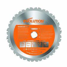 "Evolution 9"" Multipurpose Blade RAGE230BLADE"
