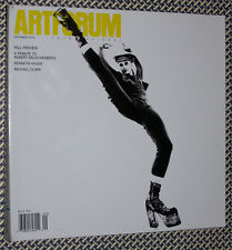 ARTForum Magazine, MICHAEL CLARK, KENNETH ANGER, Rauschenberg