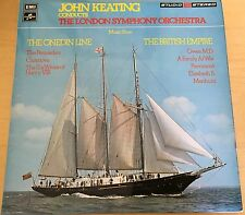 VINYL LP Music From The Onedin Line and The British Empire JOHN KEATING - LSO