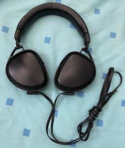 Audeze Sine On-Ear Planar Magnetic Headphones Fluxor Magnet Array With Cable