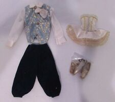 BARBIE AND KEN CLOTHES MIXED LOT PRINCESS AND THE PAUPER