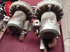 Fuji Ring Compressor VCF503A-7W; 200-230/460; 3 phase 2 Poles; 2-2.5 HP; 154 CFM