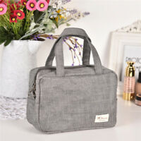 Cosmetic Makeup Bag Travel Toiletry Case Wash Organizer Storage Hanging Pouch
