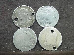 four bust 5 cents