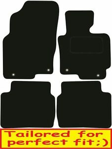 Tailored Deluxe Quality Car Mats Mazda Cx5 2012-2017 ** Black **