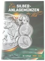 Elite Silber - Anlagemünzen DER WELT 2020 - 2021 Katalog