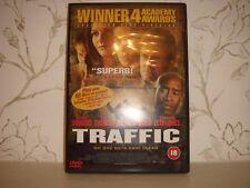 Traffic DVD Film starring Michael Douglas Catherine Zeta-Jones 4 Academy Awards