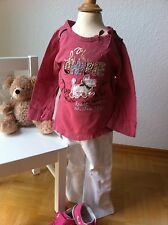 Chipie! cooles Vintage Shirt in altrosé! TOP! Gr. 2 Jahre oder 86