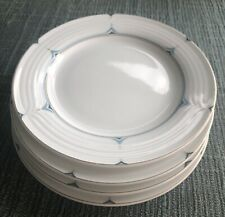 "4 Villeroy & Boch Structura Bread & Butter Plates 6""- Inc Shipping"