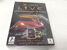 PROJECT GOTHAM RACING 2+XBOX LIVE COMMUNICATOR+XBOX LIVE ARCADE