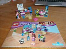 Lego Friends - 41307 - Olivia's Inventor Lab - 100% Complete - Retired Set