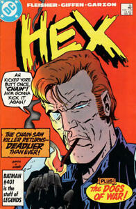 Hex #15 VG; DC | low grade comic - save on shipping - details inside