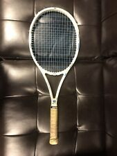Wilson 95 Graphite Tennis Racquet Players Choice Graphite - Silghtlt Used
