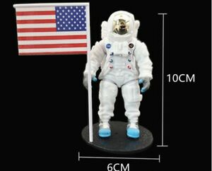 Apollo 11 Lunar Landing Space Astronaut Neil Armstrong 1:18 Figure Collection