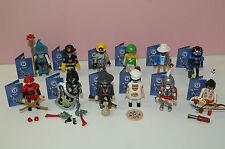 Playmobil 9241 Figures Boys Serie 12 alle 12 Figuren