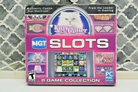 IGT Slots Kitty Glitter 8 Game Collection Authentic Casino Slot Machine