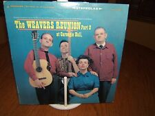 The Weavers Reunion Part 2 at Carnegie Hall