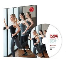 Pure Barre Pure Results Feature Focus: Seat Workout DVD (2015) Brand New Sealed