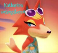 Animal Crossing New Horizons 🧡Bewohner Katharina / Audie auszugsbereit🧡