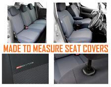 TAILORED Seat covers for CITROEN BERLINGO MULTISPACE II full set - charcoal grey