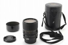 (*^o^*) SIGMA 35-70mm f/2.8-4 W/ Hood,Case,Lens Caps 【For Parts】from Japan 132