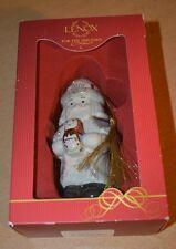 "Lenox Ornament 2010 Nutcracker ""Most Special Gift"" NEW IN BOX"