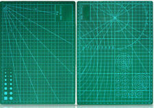 Double Sided Rotary Cutting Mat Quilting Sewing Fabric Craft Self Healing Hobby