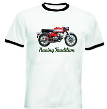 AERMACCHI ALA VERDE 250 INSPIRED - NEW COTTON TSHIRT - ALL SIZES IN STOCK