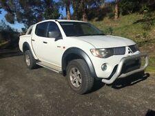 Mitsubishi Triton 2009