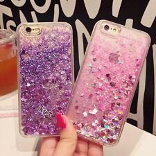 Luxury Ultra-Thin Shockproof Bling Glitter Soft Case Cover F iPhone X 6 7 8 Plus