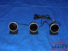 Used Jdm Honda Integra Dc5 Defi Oil Press, Oil Temp & Water Temp Gauge Display