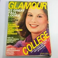 VTG Glamour Magazine August 1976 Catherine La Fleche of University of Kentucky