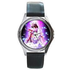 Demonbane ultimate leather wrist watch