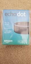 Amazon Echo Dot 2nd Generation with Alexa Voice Media Device New Sealed