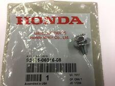 Genuine Honda Fender Bolt 93405-06016-08