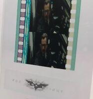 THE DARK KNIGHT Movie Authentic Film 5-Cells Strip COMMISSIONER JIM GORDON