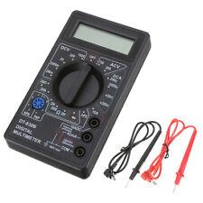 DT830B Multimeter Digital LCD Voltmeter Ammeter Ohmmeter Volt AC DC Tester Meter
