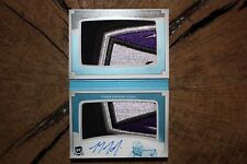 2013 14 UD THE CUP AUTOGRAPHED TYLER TOFFOLI MONUMENTAL ROOKIE PATCH